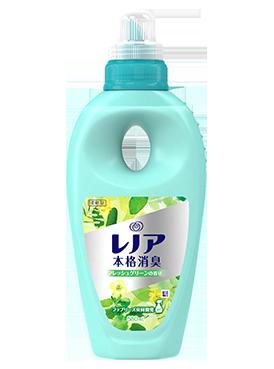 レノア本格消臭 フレッシュグリーンの香り