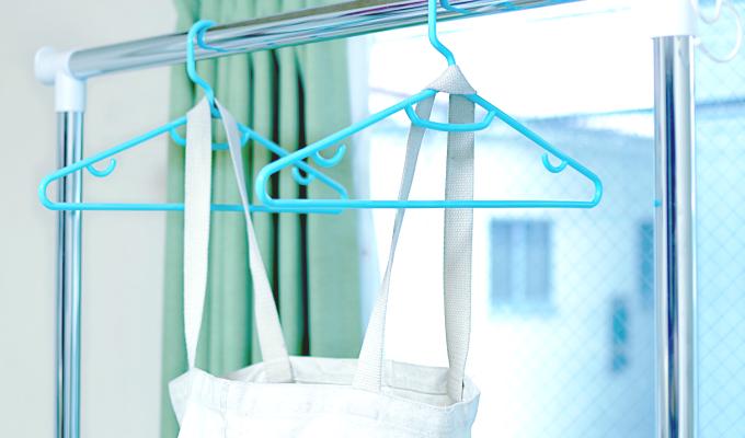 キャンバストートバッグの洗い方はコレで完ぺき!気をつけるポイントを覚えよう