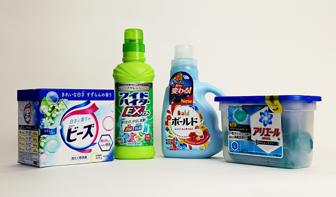 液体洗剤と粉洗剤って何が違うの?洗濯洗剤の正しい選び方