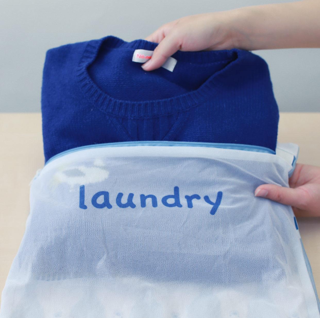 プロが教えるセーター(ニット)の洗い方。縮ませないためのコツはコレだった!