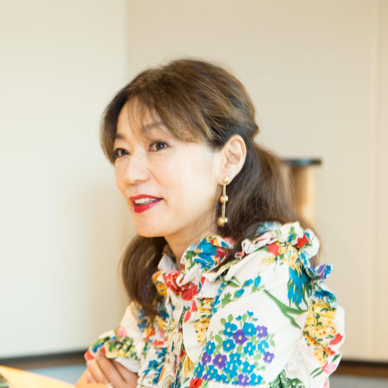 Vol.17 田中杏子さん「ストーリーと共存する服は手放せない」