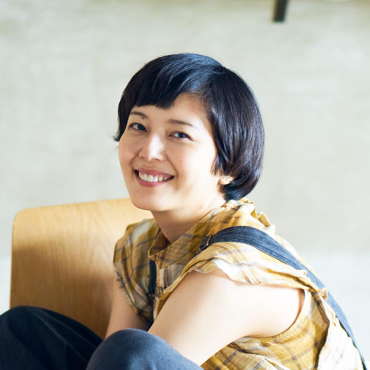 Vol.18 菊池亜希子さん「オーバーオールは自分が一番フラットになる服」
