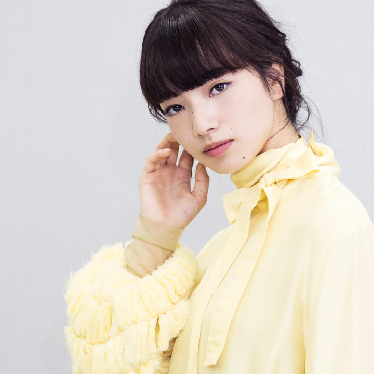 vol.19 小松菜奈さん「昔の服でも自分が着れば自分の色になる」