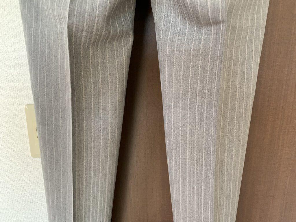スーツ アフター