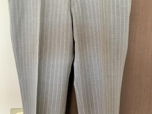 スーツ パンツ アフター